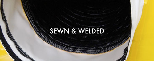 Sewing and RF Welding